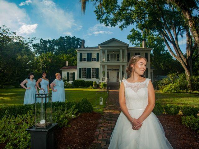 Thomas and Anna's Wedding in Coosada, Alabama 28