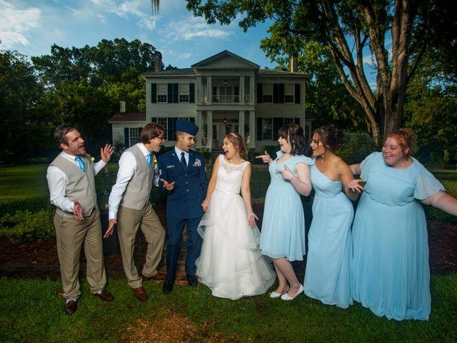 Thomas and Anna's Wedding in Coosada, Alabama 31