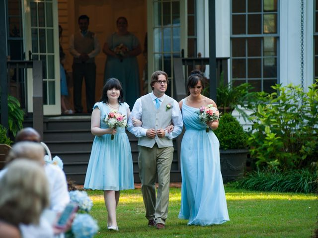 Thomas and Anna's Wedding in Coosada, Alabama 32