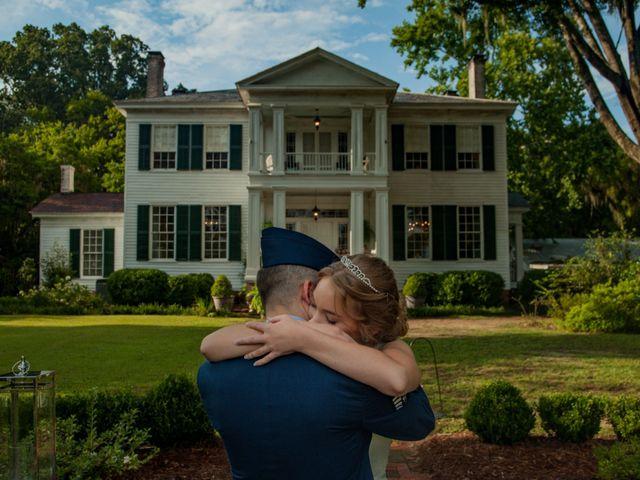 Thomas and Anna's Wedding in Coosada, Alabama 33
