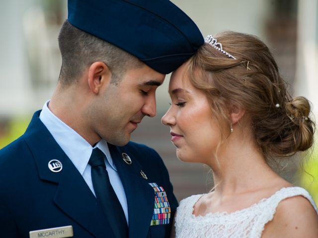 Thomas and Anna's Wedding in Coosada, Alabama 42