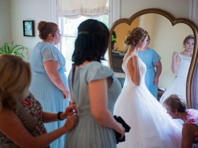 Thomas and Anna's Wedding in Coosada, Alabama 43