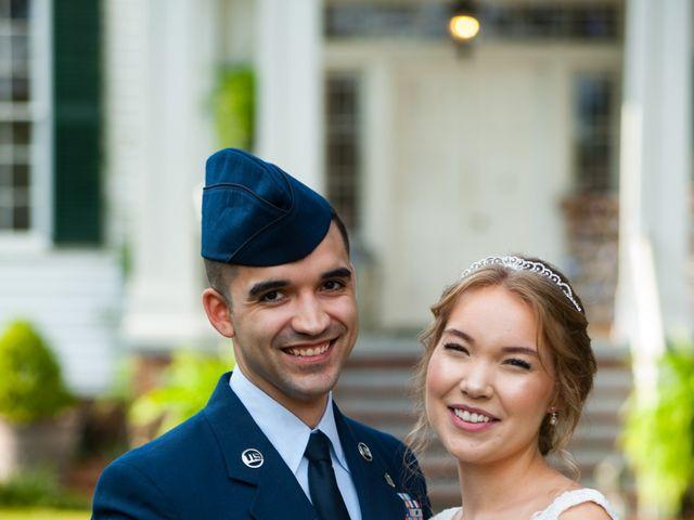 Thomas and Anna's Wedding in Coosada, Alabama 44