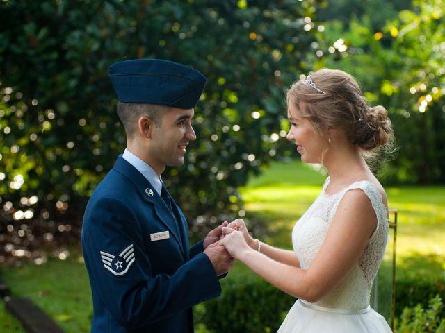 Thomas and Anna's Wedding in Coosada, Alabama 46