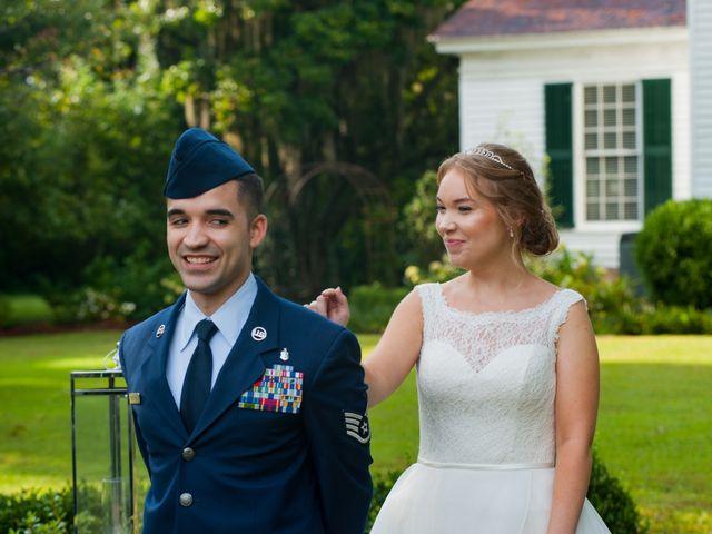 Thomas and Anna's Wedding in Coosada, Alabama 48