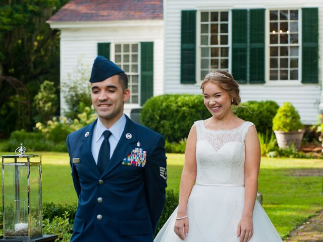 Thomas and Anna's Wedding in Coosada, Alabama 50
