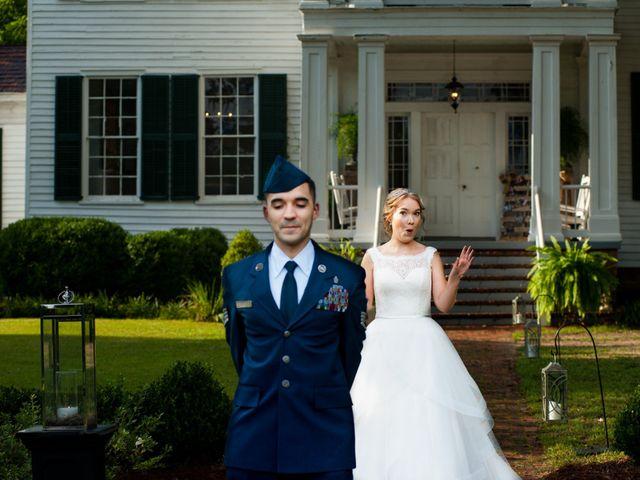 Thomas and Anna's Wedding in Coosada, Alabama 52