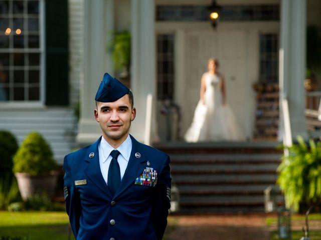 Thomas and Anna's Wedding in Coosada, Alabama 54