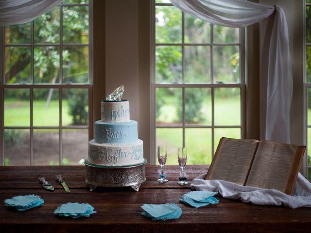 Thomas and Anna's Wedding in Coosada, Alabama 58