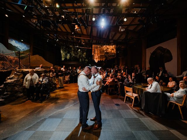 Chris and Eric's Wedding in Seattle, Washington 3