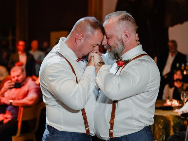 Chris and Eric's Wedding in Seattle, Washington 4