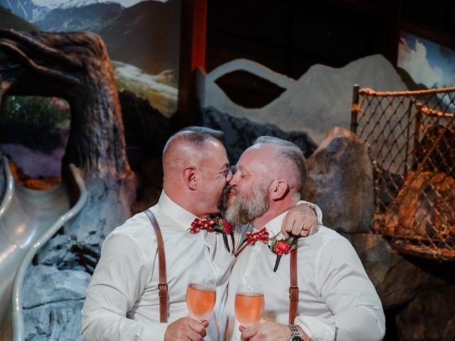 Chris and Eric's Wedding in Seattle, Washington 5