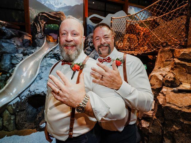 Chris and Eric's Wedding in Seattle, Washington 8