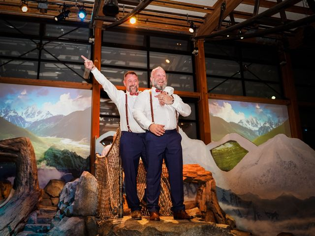 Chris and Eric's Wedding in Seattle, Washington 10
