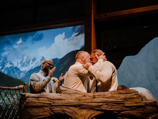 Chris and Eric's Wedding in Seattle, Washington 11