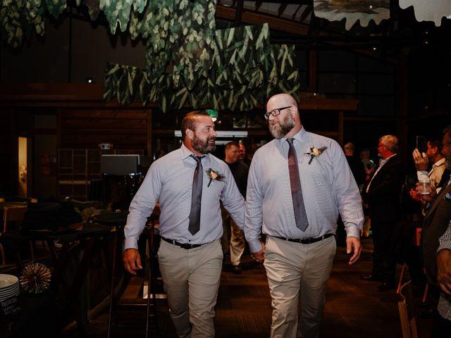 Chris and Eric's Wedding in Seattle, Washington 15