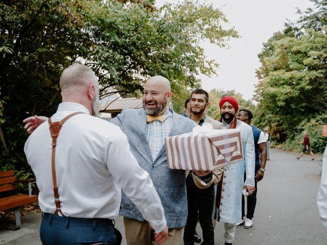 Chris and Eric's Wedding in Seattle, Washington 18
