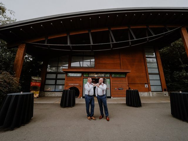 Chris and Eric's Wedding in Seattle, Washington 21