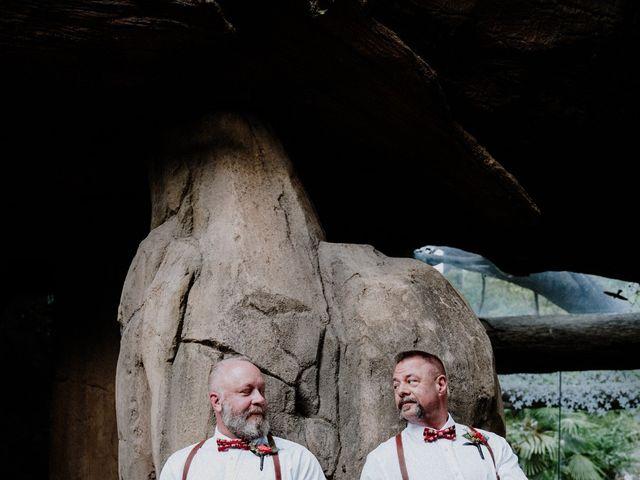 Chris and Eric's Wedding in Seattle, Washington 25