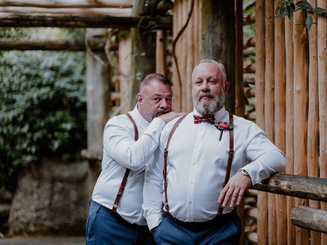 Chris and Eric's Wedding in Seattle, Washington 1