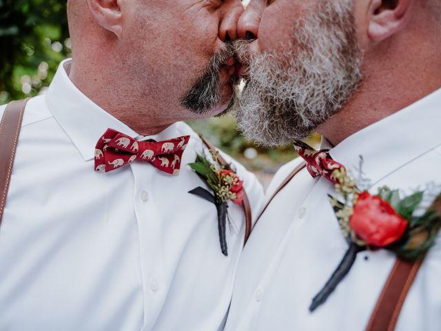 Chris and Eric's Wedding in Seattle, Washington 34