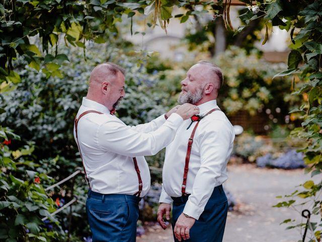 Chris and Eric's Wedding in Seattle, Washington 35