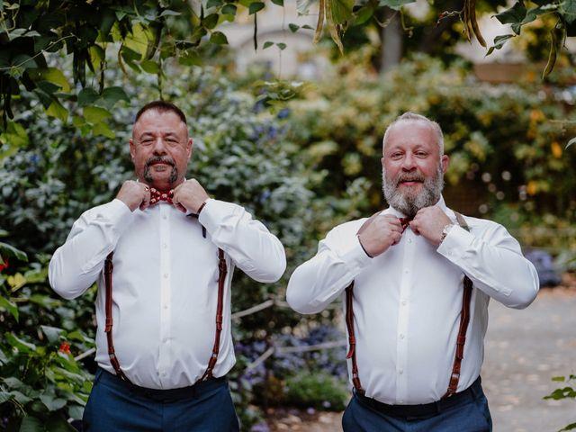 Chris and Eric's Wedding in Seattle, Washington 36