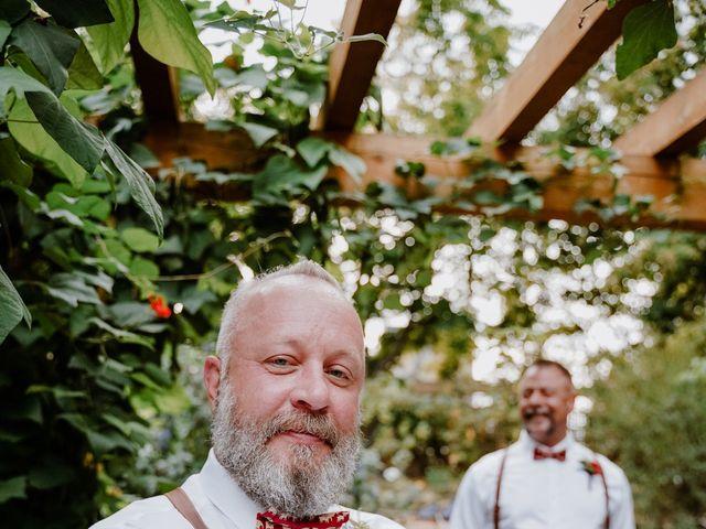 Chris and Eric's Wedding in Seattle, Washington 38