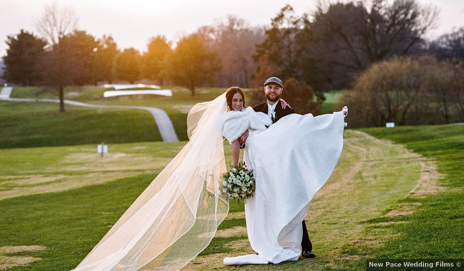 Ryan and Meghan's Wedding in Springfield, Pennsylvania