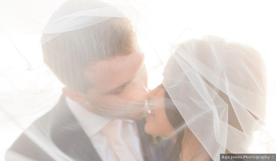 Micheal and Kristen's Wedding in La Jolla, California