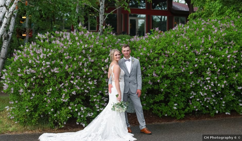Nathan and McKayla's Wedding in Brainerd, Minnesota