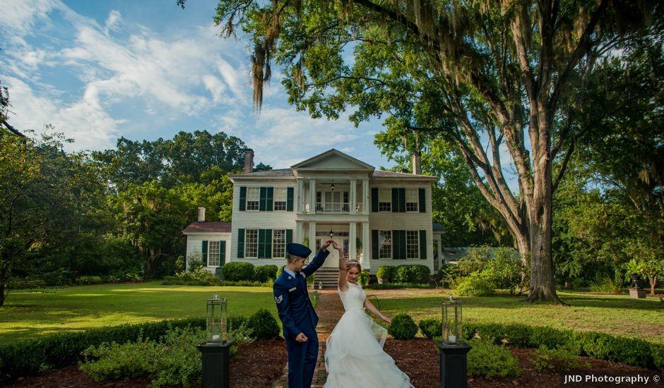 Thomas and Anna's Wedding in Coosada, Alabama