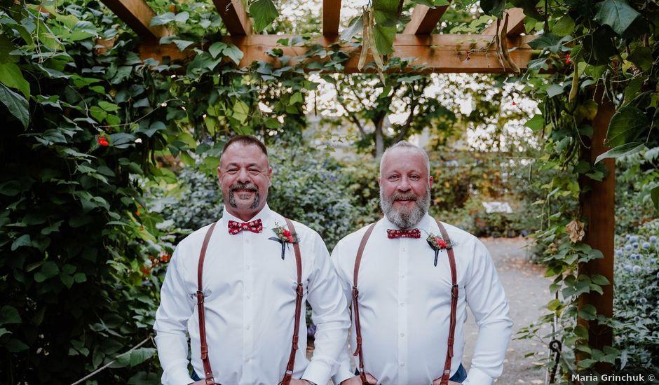 Chris and Eric's Wedding in Seattle, Washington