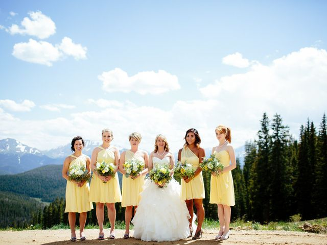 Katie and Kyle's Wedding in Ouray, Colorado 3
