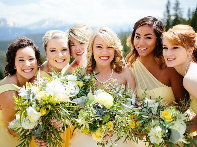 Katie and Kyle's Wedding in Ouray, Colorado 4