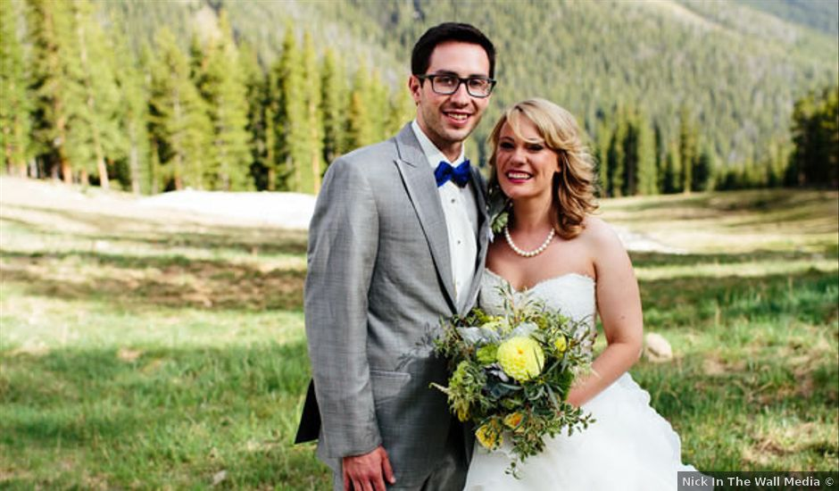 Katie and Kyle's Wedding in Ouray, Colorado