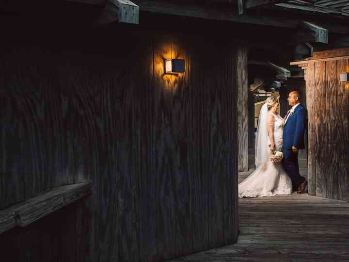 The wedding of Thareyck Martina and Delilah