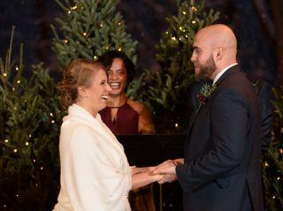 The wedding of Alexandra and Patrick 1