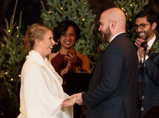 The wedding of Alexandra and Patrick 3
