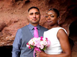 The wedding of Tamara and Elias 3