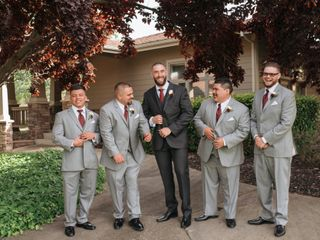 Mike and Ashlyn's Wedding in Roseville, California 3