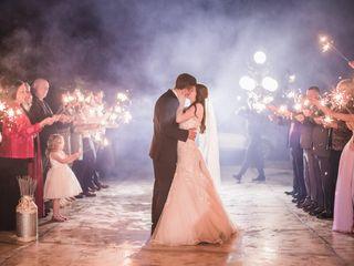 The wedding of Breanna and Joseph