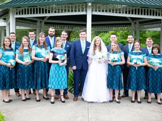 The wedding of Janna and Colin 1