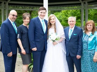 The wedding of Janna and Colin 2
