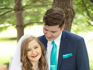 The wedding of Janna and Colin 3