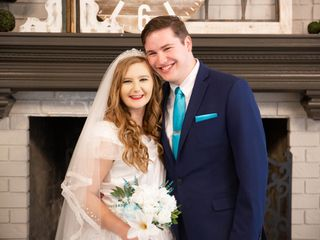 The wedding of Janna and Colin