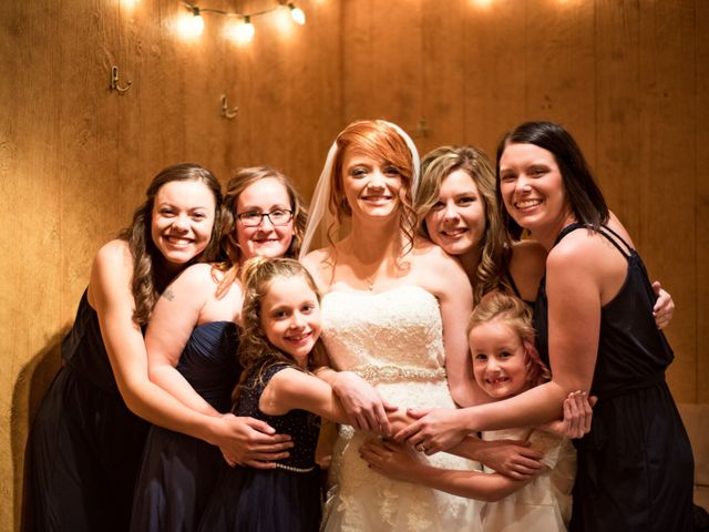 Tiffany and Andrew's Wedding in Siloam Springs, Arkansas 2