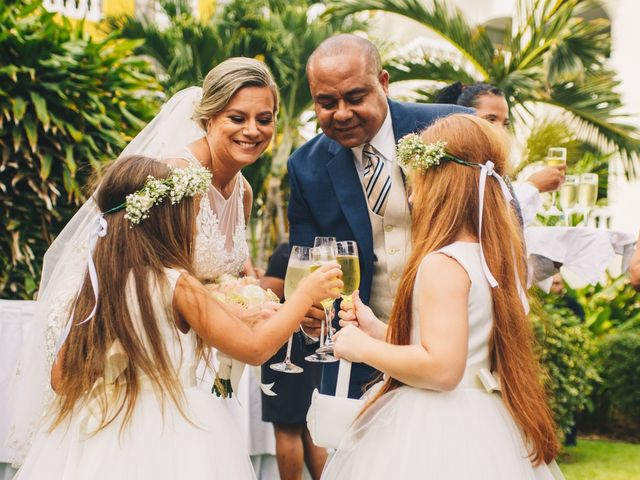 Delilah and Ulrich's Wedding in Willemstad, Curacao 8