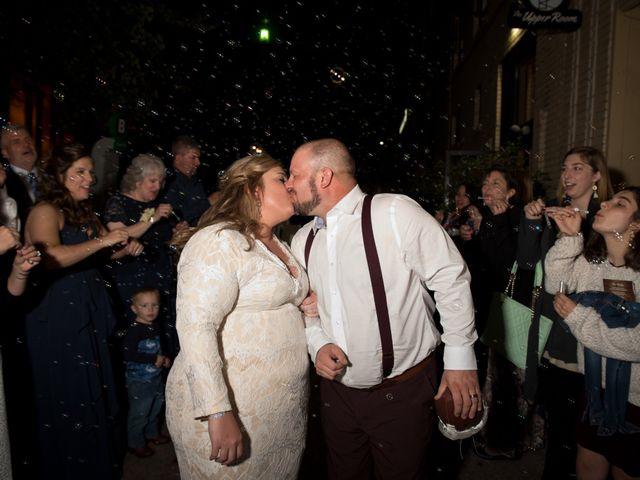 Stephen and Miranda's Wedding in Greenville, South Carolina 3