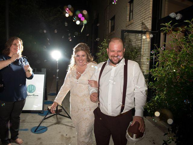Stephen and Miranda's Wedding in Greenville, South Carolina 4